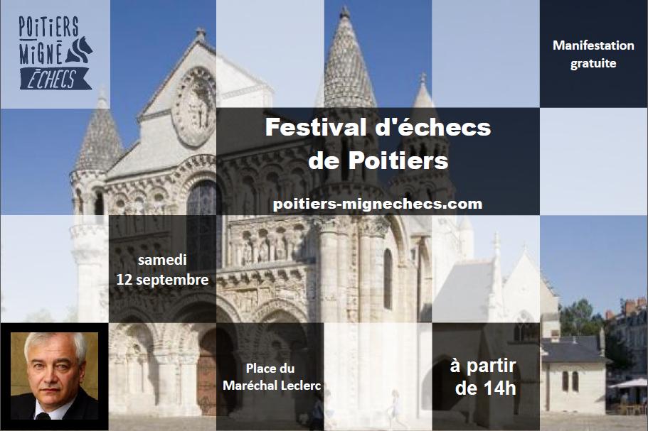 Manifestation d'Échecs le samedi 12 septembre 2015 à Poitiers